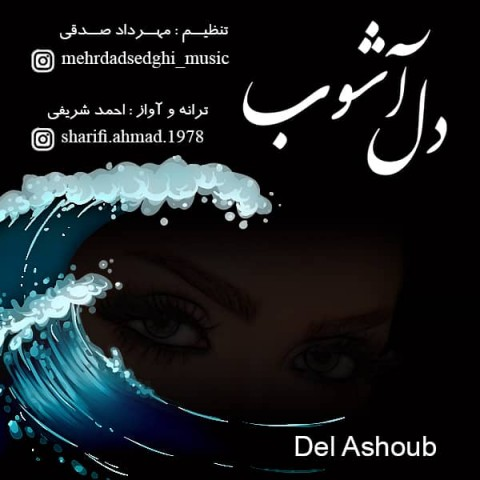 احمد شریفی دل آشوب
