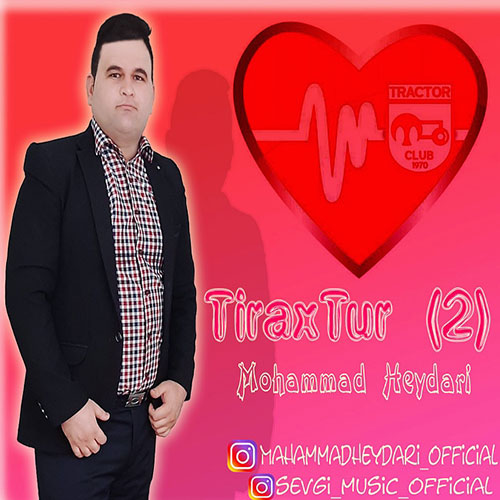 محمد حیدری یاشا تراختور