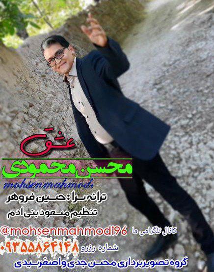 محسن محمودی عشق