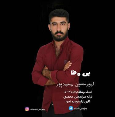 امیرحسین محمدپور بی وفا