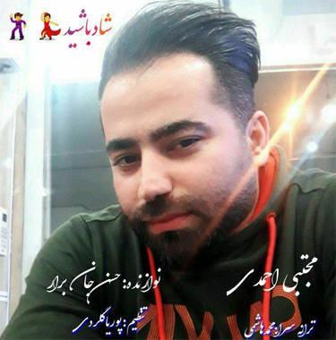 مجتبی احمدی شاد