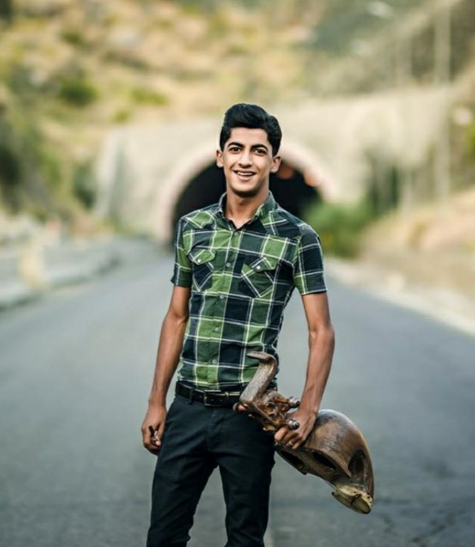 مهرزاد نوازنده و میثم احمدی سِتم